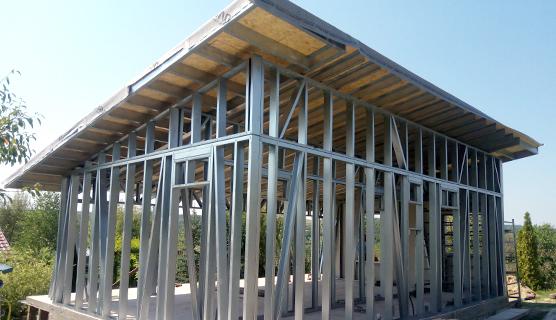 cladire modulara, tip container cu structura usoara