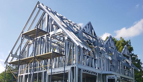etajari, mansardari, acoperisuri cu structura usoara
