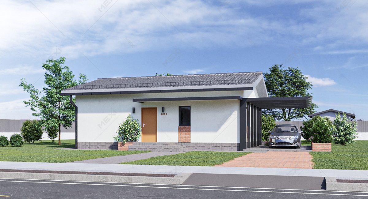casa ieftina pe sistem constructiv modular