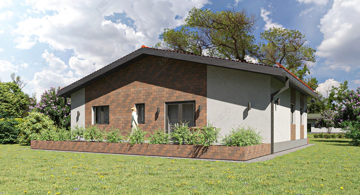 proiect de casa modulara accesibila