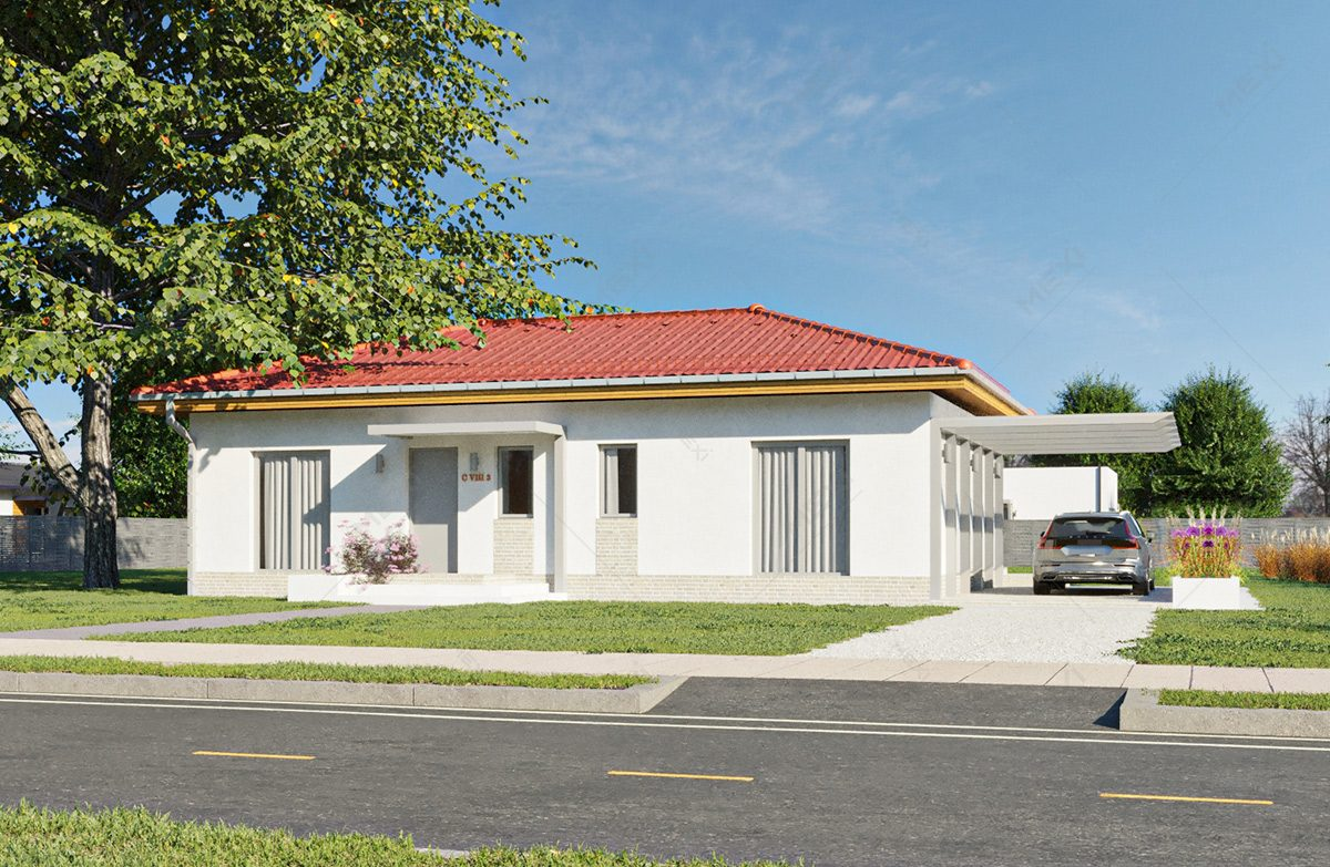 proiect casa pe sistem constructiv modular
